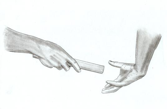 Artiste Peintre Illustrateur Graphiste Paco Dessin Passage
